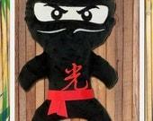 Ninja doll