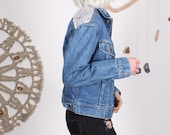 Lee Denim Jacket with Lac...