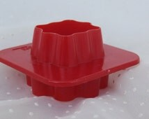 Unique tupperware minis related items etsy for Mini canape cutters