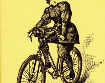 Bike Riding Pocket Journal
