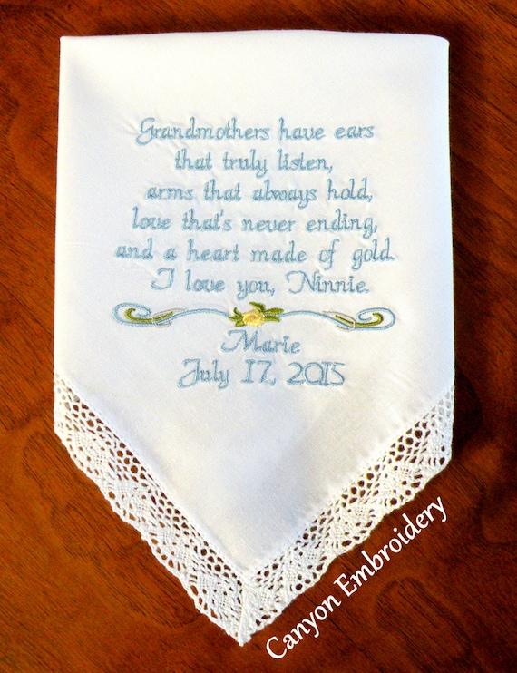 ... Grandma Wedding Gift for Grandma Gift for Grandmother Nana Wedding