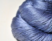 Going to the land of Nod - Silk Lace Yarn - knotty skein