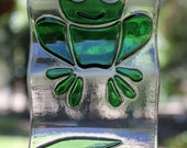 Happy Frog Windchime or Suncatcher