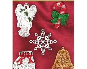 Lace Ornament Collection- FSL Machine Embroidery Designs