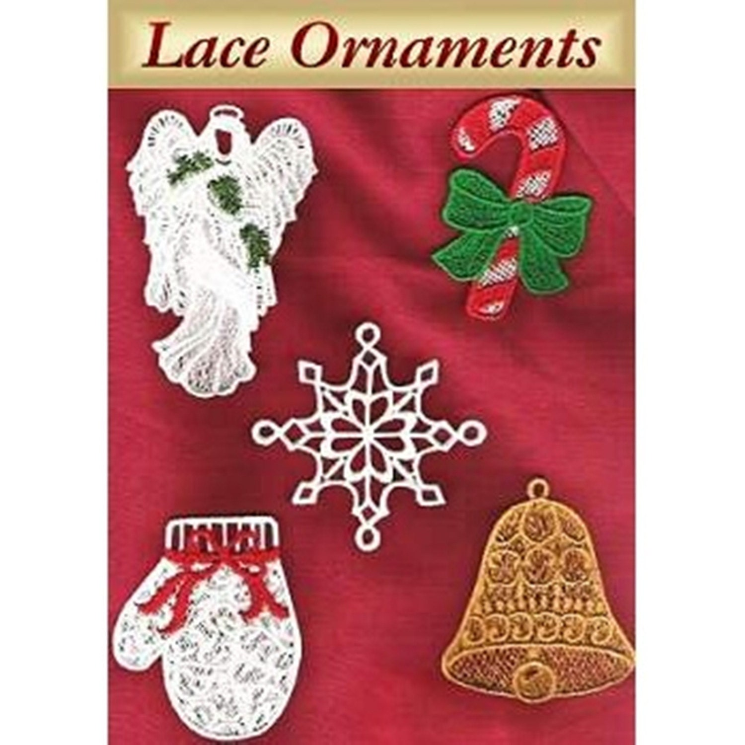 Lace Ornament Collection FSL Machine Embroidery Designs