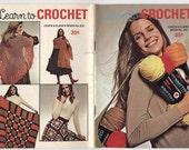 Learn to Crochet TIB10784