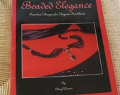 Beaded Elegance by Cheryl Assemi, instructional book