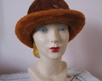 1950's Derby Hat, Bellini Originals, La Vienne