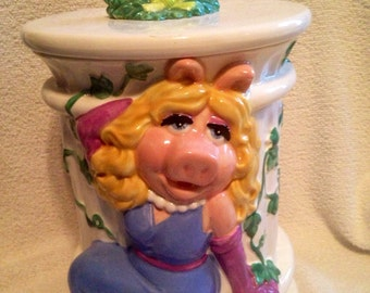 Ms piggy cookie jar