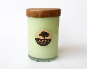 Spring Rain - 12 oz Soy Candle