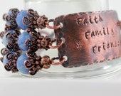 Faith. Family. Friends. Bracelet