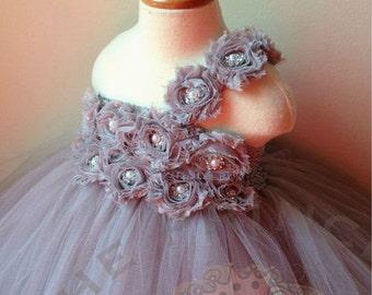 flower girl dress gray, flower girl dress silver, flower girl dress tulle, flower girl dress vintage, flower girl dress charcoal, tutu dress