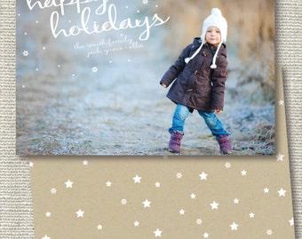 Photo Holiday Card