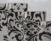 Linen  Organizer / Vintage Look / Lingerie Bag / Linen Gift Set/ Travel Bag