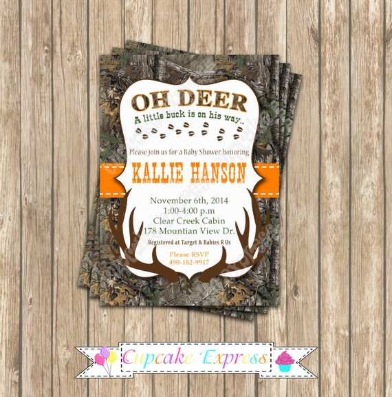 Hunting birthday party decorations party ideas deer hunting party - Camo Baby Shower Boy Deer Hunting Birthday Party Printable