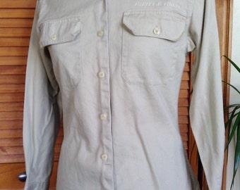 Safari Shirt / Harley Davidson Clothing