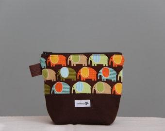 Reusable sandwich bag, reusable snack bag, ecofriendly, zipper, ProCare lined, back to school - Elefun Time