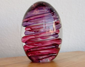 Hand Blown Glass Eggs