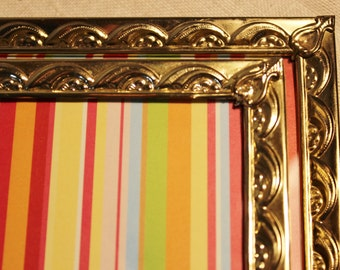 Bright Gold Finish Picture Frames Photo Frames