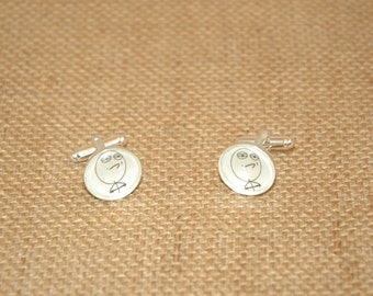 SALE Challenge Accepted Cuff Links