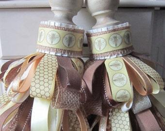 Queen Bee Decorative Tassel