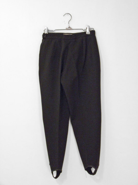 Side Zip Womens Pants
