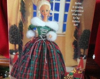 1994 Winter's Eve Barbie with Original Box