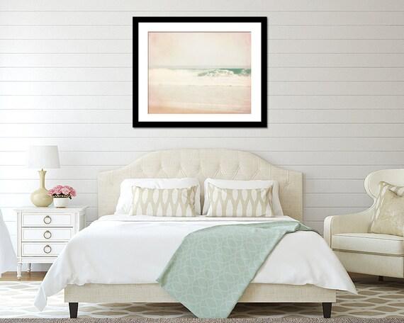 Beach Wall Decor For Bedroom : Bedroom wall art beach decor wave photography ocean