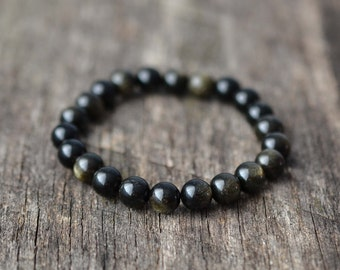 "Shop ""obsidian"" in Bracelets"