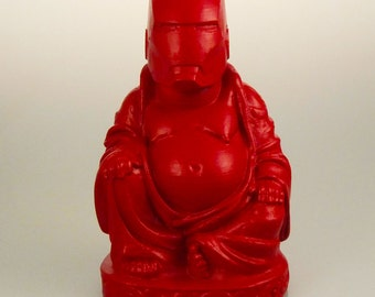 Avengers - Iron Man Buddha (Deep Red)