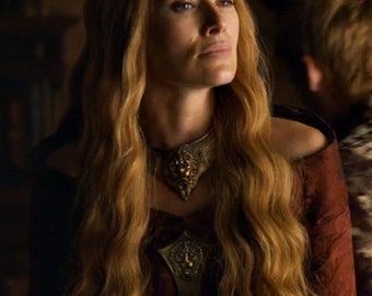 Game of Thrones- Cersei Lannister Wig for Cosplay Costume