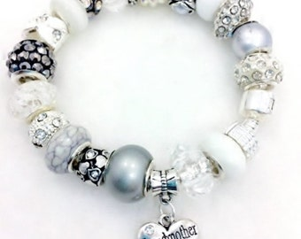 Grandmother Charm Bracelet