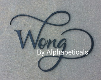 Wooden Letters for Wall Decor Nursery Decor Wooden Signs Name Sign Wall Letters Wall Art Name Letters Wall Hanging Script Girl Alphabeticals