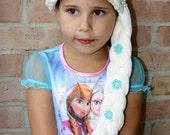 Frozen's Elsa Hat EASY Crochet PDF Pattern -  Toddler, Child, Teen, & Adult Sizes. Sale - Buy 2 patterns, Get 1 FREE.