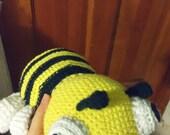 Bumble Bee Crochet Stuffed Animal