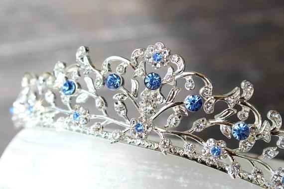 SOMETHING BLUE Tiara