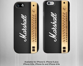 iPhone 6s  iPhone 6 plus Marshall Amplifier guitar amp phone cover FP123 iPhone 4 5