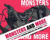 Coey: Monsters & More Mature Artbook