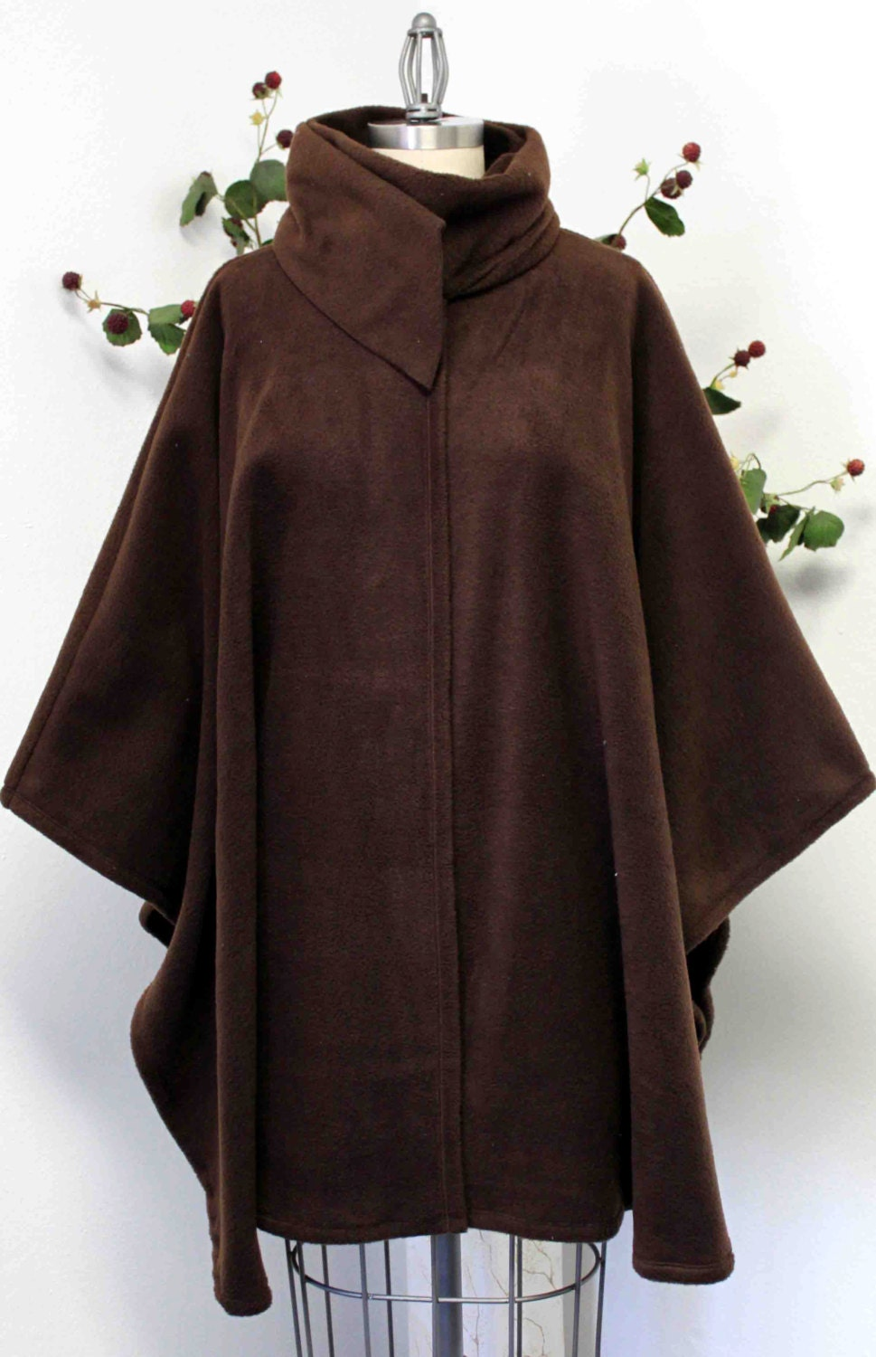 Plus Size Capes and Ponchos