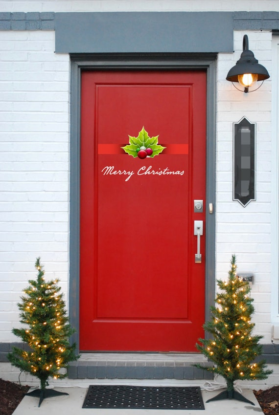 Items similar to outdoor christmas decoration wreath for Outdoor christmas wall decorations