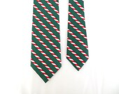 12 Matching Father/Son Christmas Neck Ties- Boy, Toddler, Child & Baby, Holiday Photo Prop, Stars, Candy Cane, Green, Red, Trees, Snowflakes