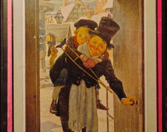 THE Children of DICKENS 1925 by Samuel McChord Crothers Illustrated by Jessie Wilcox Smith