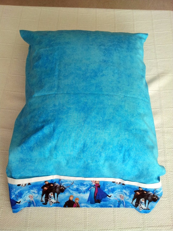FROZEN characters pillowcase