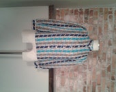 Vintage Striped Blouse by...