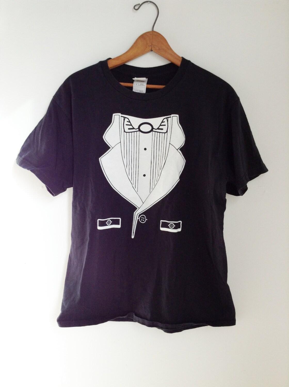 Vintage Tuxedo T Shirt 14