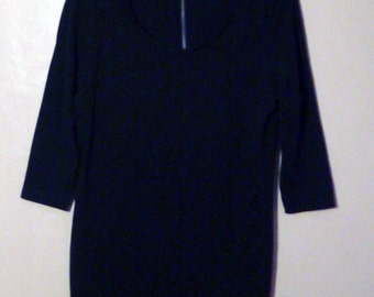 SUPER SALE: Black bodycon dress