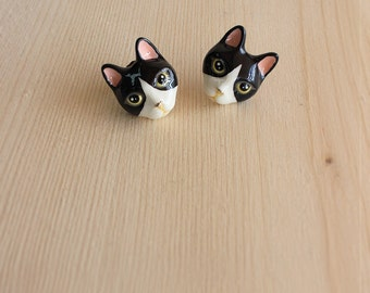 Keaw , Cat Earring