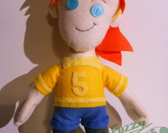 April O'Neil Plush