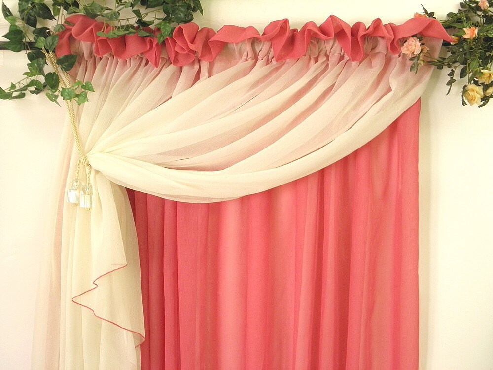 Patio Door Curtains And Blinds Pink Drapes