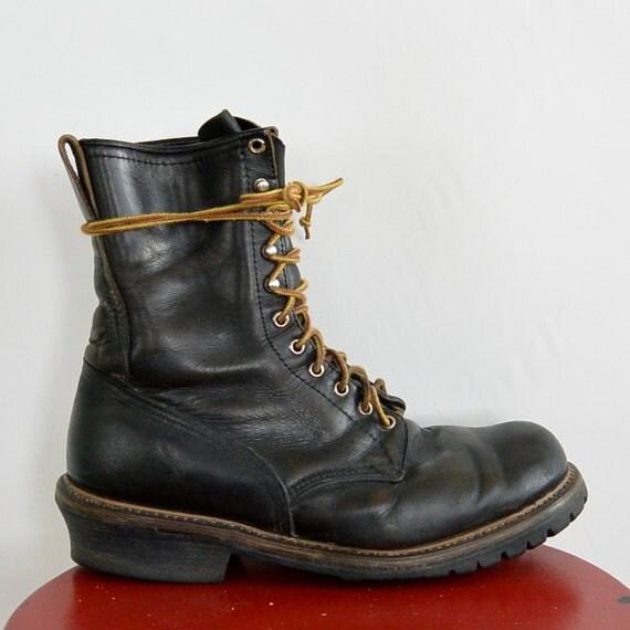 Harley Davidson Drexel Men S Black Brown Leather Biker Ankle Boots